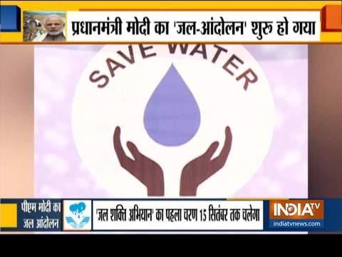 Modi Govt. to start Jal Shakti Abhiyan for 256 water-stressed districts