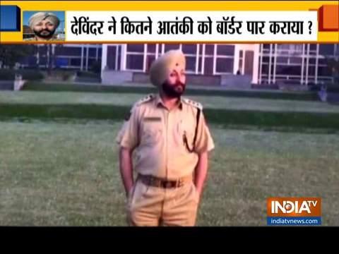 Had DSP Davinder Singh taken bribe to help militants enter Jammu and Kashmir?