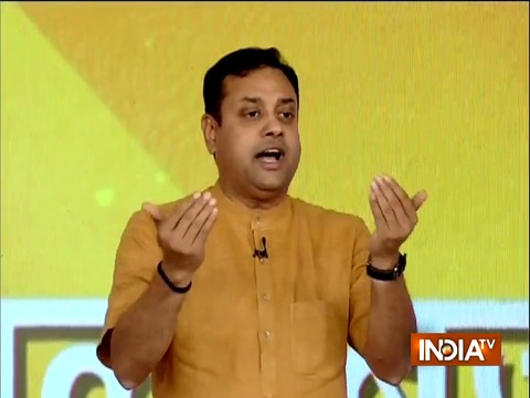 Our party believes in positive politics, says Sambit Patra