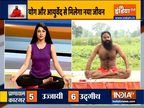 To get rid of throat cancer, do these yoga asanas and pranayama