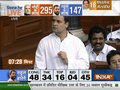 He cannot look into my eyes, because the PM has not been truthful: Rahul Gandhi in Lok Sabha