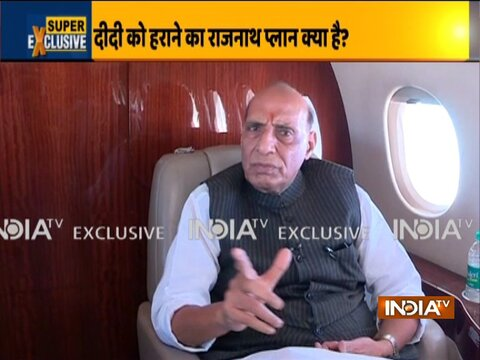 EXCLUSIVE | Defence Minister Rajnath Singh talks about Bengal Polls, COVID vaccination and much more
