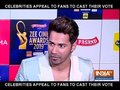 Deepika Padukone, Varun Dhawan and other celebs appeal fans to cast vote