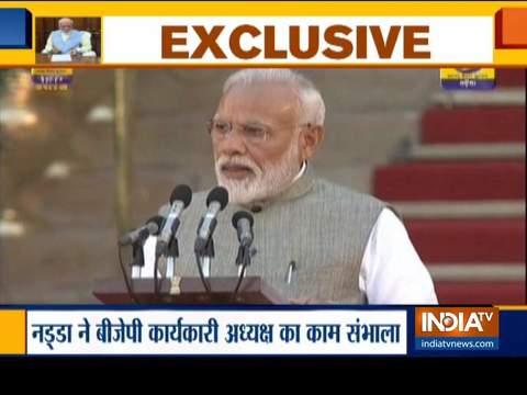देखिए प्रधानमंत्री नरेंद्र मोदी पर इंडिया टीवी की एक्सक्लूसिव रिपोर्ट