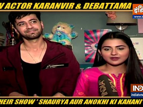 Shaurya Aur Anokhi Ki Kahani: Debattama Saha aka Anokhi is confused as to what Shaurya wants?