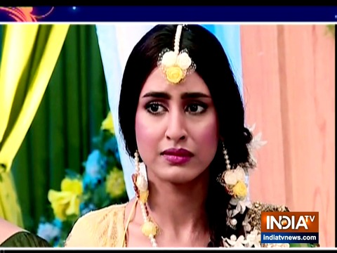 Priya's 'haldi' and 'mehendi' celebration in Bepanah Pyaar to get a