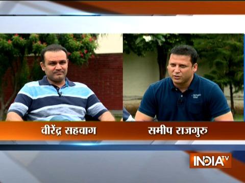 इंडिया टीवी से एक्सक्लूसिव बातचीत में वीरेंद्र सहवाग ने कहा- भारत एशिया कप जीतने का सबसे बड़ा दावेदार