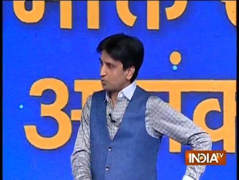When poetry starts questioning, politicians starts to feel insecure, says Kumar Vishwas
