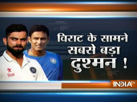 Cricket ki Baat: Anil Kumble felt that the players failed to adapt to the situation