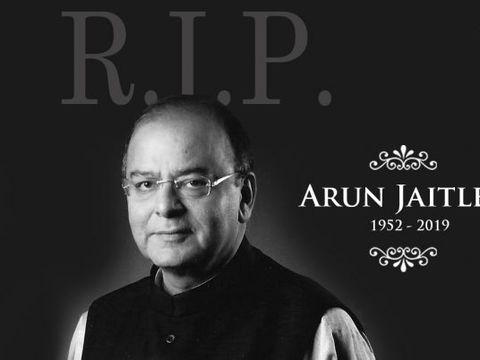PM Narendra Modi on Arun Jaitley's death: I have lost a valued friend