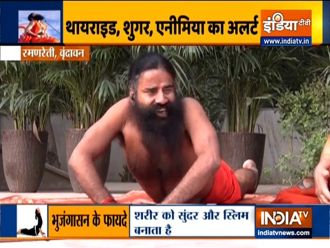 Have raw turmeric vegetable in winters, know the recipe from Swami Ramdev