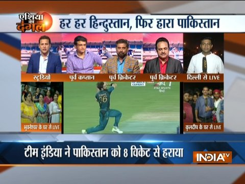 Asia Cup 2018: Clinical India steamroll Pakistan by 8 wickets