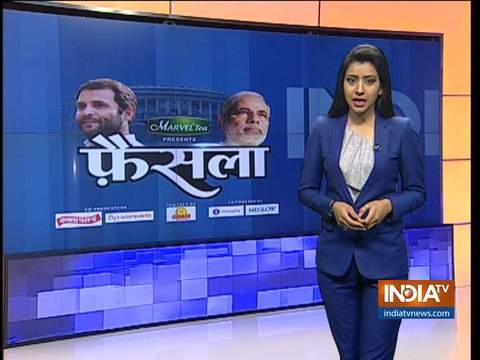 Faisla: Special show on upcoming Lok Sabha polls   April 20, 2019