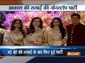Akash Ambani-Shloka Mehta engagement party: Bollywood stars grace the gala night