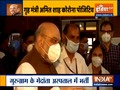 Khabar Se Aage: Union home minister Amit Shah tests positive for COVID-19, admitted to hospital