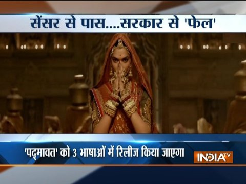 'Padmavati' to release as 'Padmaavat' on January 25, Karni Sena demands ban over movie
