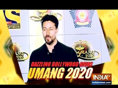 'उमंग 2020' में शाहरुख-सलमान से लेकर इन हस्तियों ने की शिरकत