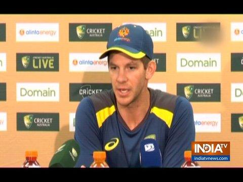 India vs Australia: Tim Paine heaps praise on 'relentless' Indian pace battery