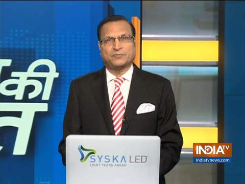 Aaj Ki Baat: The untold story of how Rajat Sharma was tortured, imprisoned during 1975 Emergency