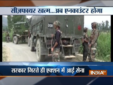 Operation All-out: Security forces kill three suspected JeM militants in Tral
