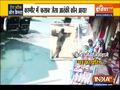 Caught on camera: Terrorists kill 2 policemen in Srinagar