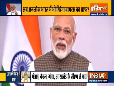 PM Modi to interact with chief ministers to discuss COVID-19 situation