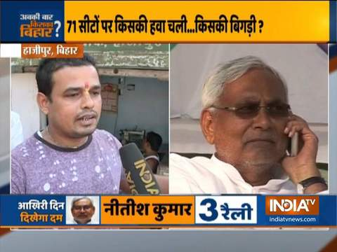 बिहार चुनाव 2020: क्या है हाजीपुर के मतदाताओं का मूड