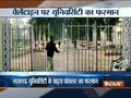 Lucknow University bars students from campus on Valentine's Day