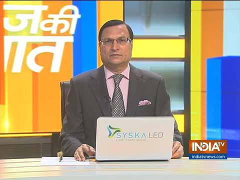 Aaj Ki Baat: Covid pandemic spreading fast in Delhi, shortage of ICU beds, ventilators in hospitals