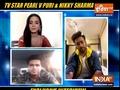 Pearl V. Puri, Nikki Sharma on Brahmarakshas 2
