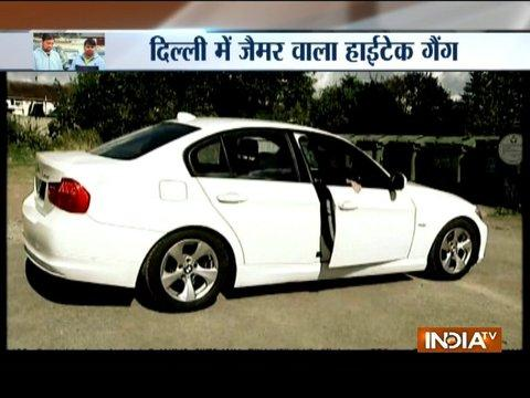 Beware ! thieves are now using jammers to steal cars, gang busted in Delhi-NCR