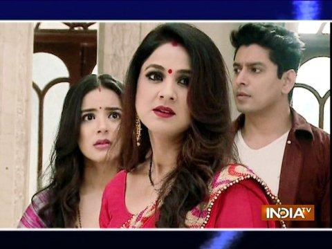 Simar is back in her Sasural, performs Mata Rani aarti with family