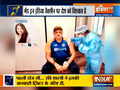Team India coach Ravi Shastri receives COVID-19 vaccine in Ahmedabad
