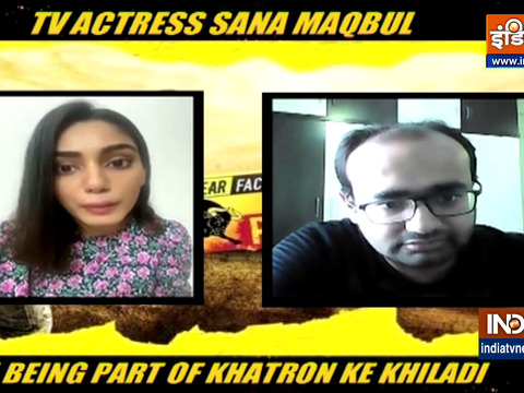 Sana Makbul on being a part of Khatron Ke Khiladi 11
