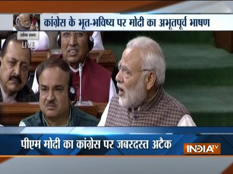 PM Modi pitches for simultaneous Lok Sabha and Assembly elections