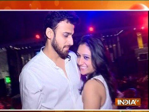 Romit Raj celebrates wife Teena's birthday with SBAS team