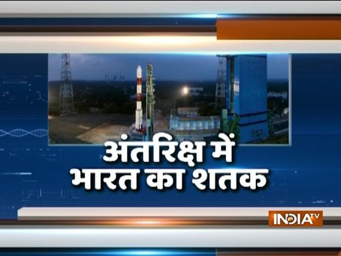 ISRO launches 100th satellite, says its a 'New Year Gift' to the country