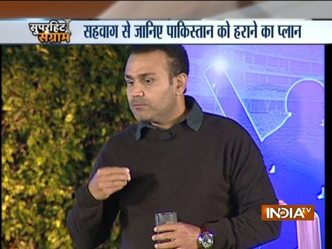 India U-19 team should play fearless cricket against Pakistan in semi-final, says Virender Sehwag