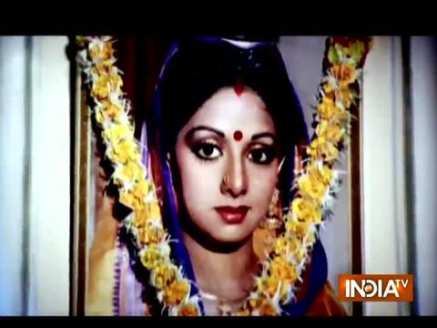Remembering Sridevi: India's first female superstar