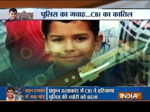 Ryan school murder case: Did detained Class XI student killed Pradyuman?