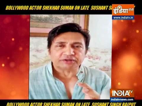 Here's what Shekhar Suman has to say on nepotism