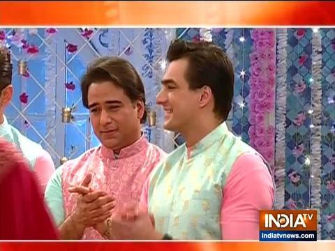 Yeh Rishta Kya Kehlata Hai: Naira and Kirti's baby shower celebration
