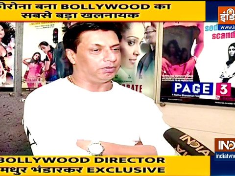 Film industry has come to halt again due to Covid second wave, says filmmaker Madhur Bhandarkar