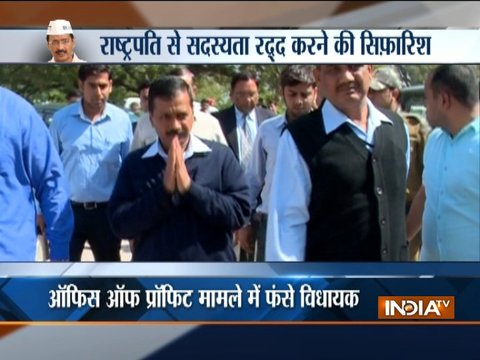 Election Commission recommends disqualification of 20 AAP MLAs, no relief from Delhi HC