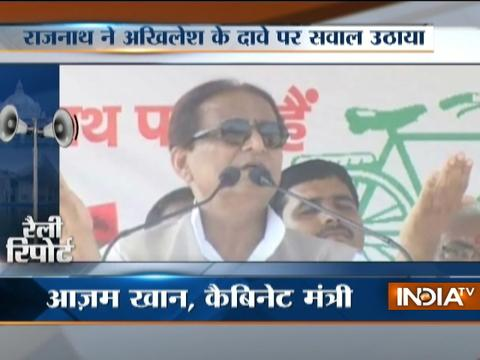 BJP scared of Akhilesh Yadav, says Azam Khan