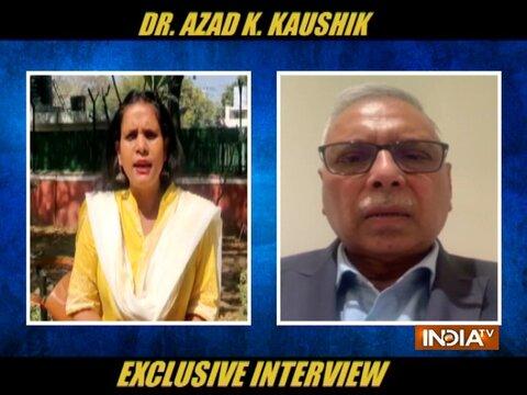 डॉ आज़ाद के कौशिक ने कनाडा में भारतीय प्रवासियों पर हुए हमले पर की ख़ास बातचीत