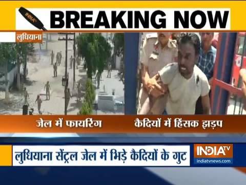 लुधियाना: कैदियों ने की जेल तोड़ने की कोशिश, झड़प के बाद बढ़ाई गई पुलिस सुरक्षा
