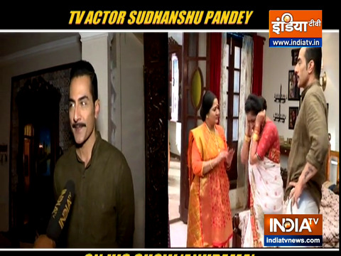 Anupamaa:  Actor Sudhanshu Pandey talks about upcoming twist in show