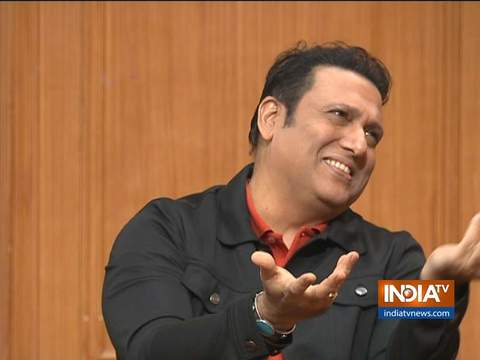 Aap Ki Adalat: Govinda gets candid about his struggling days