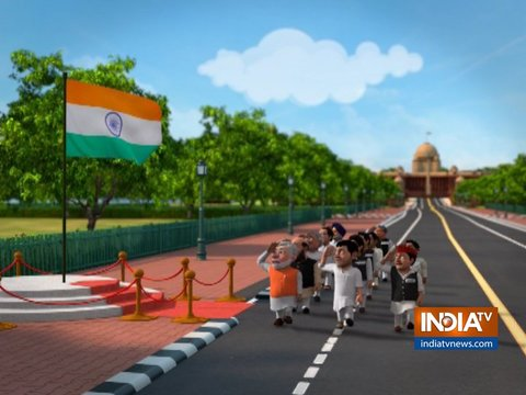 OMG Republic Day Special: Political parade on Rajpath